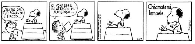 snoopy scrittore 104