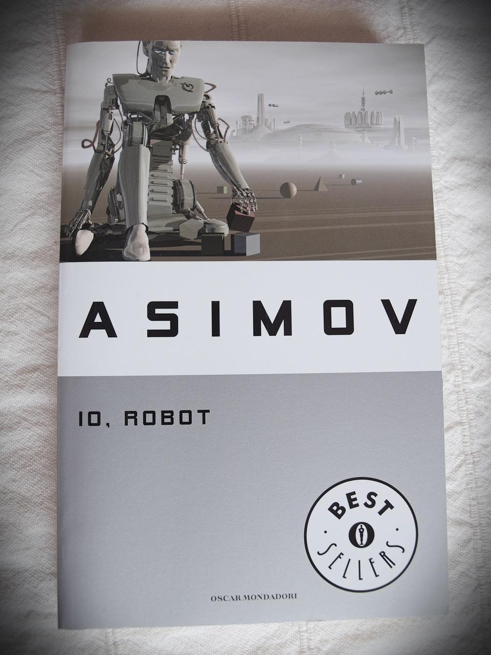 Risultati immagini per I robot libro