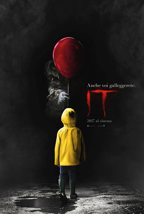 copertina film IT 2017